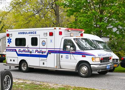 Child Fatally Stuck In Shirley { 2021.05.08}