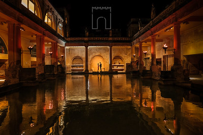 roman baths proposal photography brinda and kishan