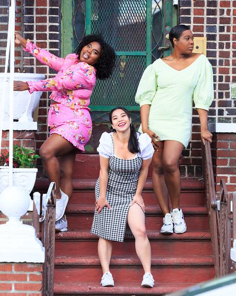 Karolena, Geena + Shara