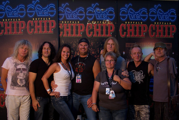 Deff Leppard Meet and Greet