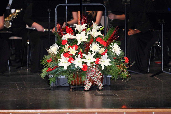 Eagle Band Christmas Concert 2011