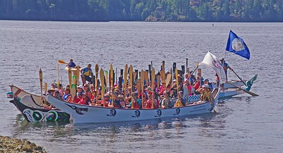 Paddle event August 2015