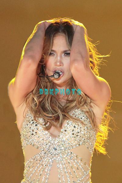 DBKphoto / Jennifer Lopez & Enrique Iglesias 07/29/23012