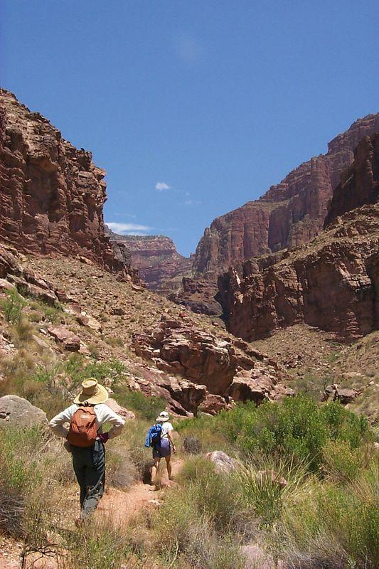 Hiking up Stone Creek   (Jun 05, 1999, 01:44pm)
