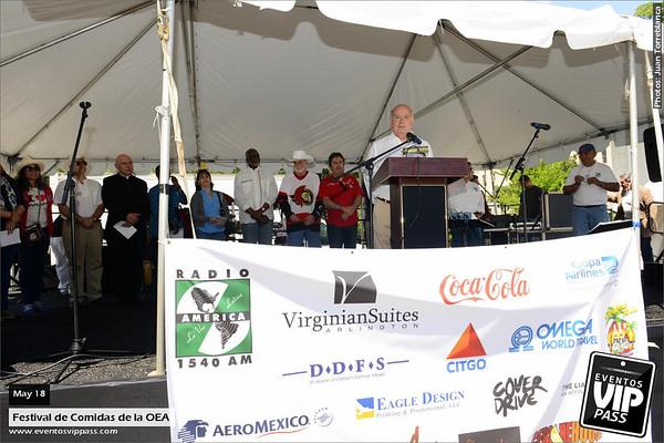Festival de Comidas de la OEA | Sun, May 18