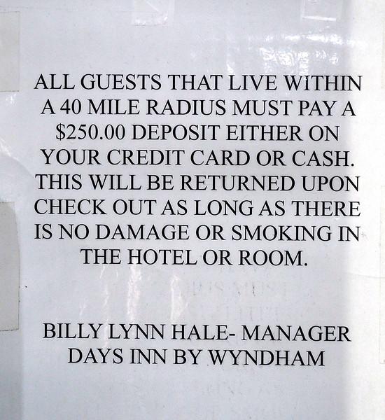 Route 66 - Days Inn Hotel, Collinsville