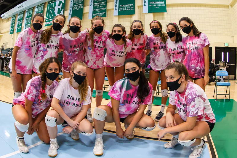 Ransom Everglades Volleyball, 2020