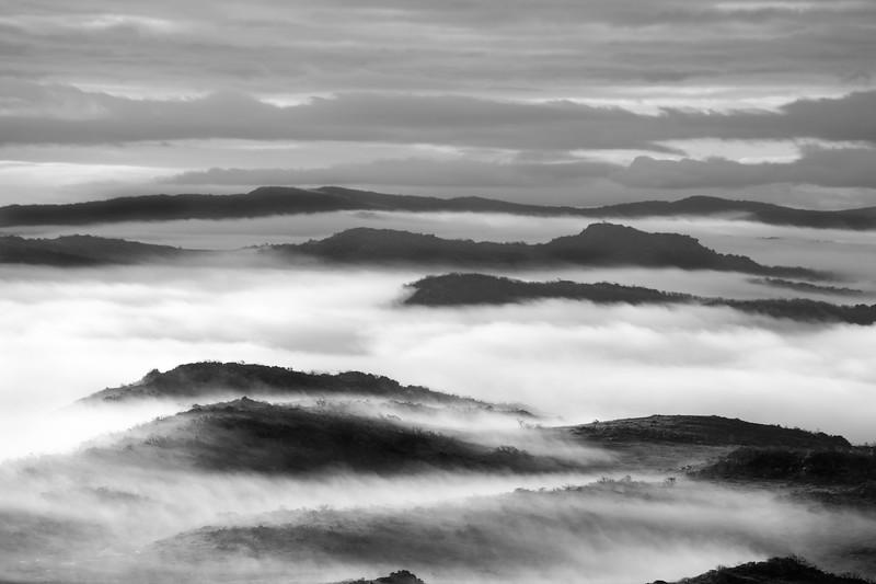 Mt Jagungal : Kosciuszko NP : NSW