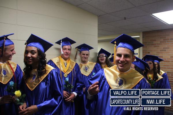 Highland High School Graduation 2014