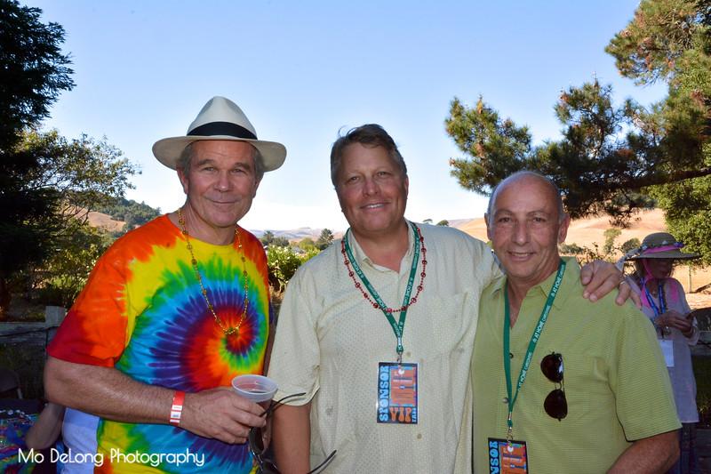 Dennis Ryan, Peter Rubens and Ralph McLeran