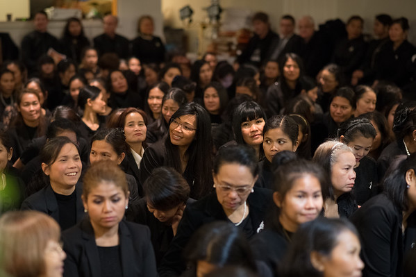 Thailands kong Bhumibol Adulyadej begravelse