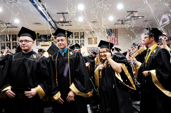 2017 Madison-Grant graduation