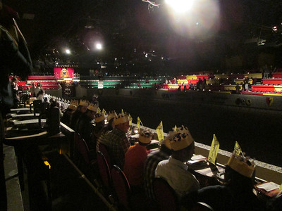 Medieval Times - 2013