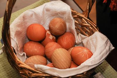 Easter Egg Blessing 2009