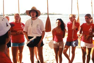 11th Annual Clement Paiaina Regatta 6-3-2001