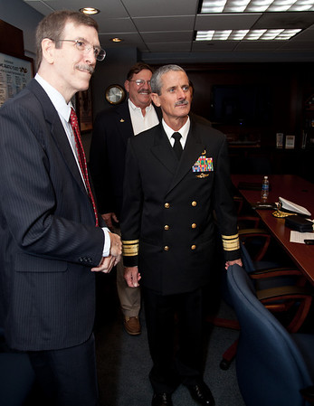 Navy Birthday at the Navy Memorial (10-13-10)