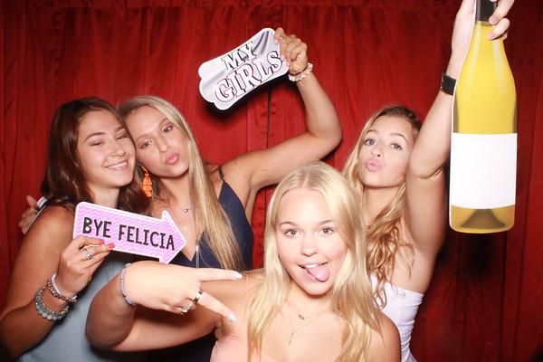 Elisa's Graduation Party