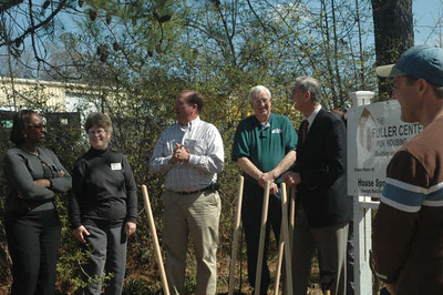 ???, Linda Lord (Forest Park City Council), Mark Galey, Donald Judson (FP City Council), Millard, Jeff Mitchell