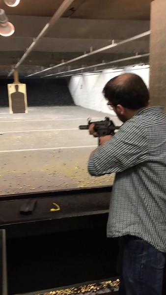 Watson - Supressed MP5 - Navy trigger - 9mm