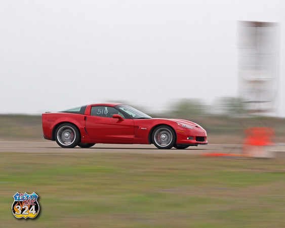 Texas Mile 3/27/11 - Cars