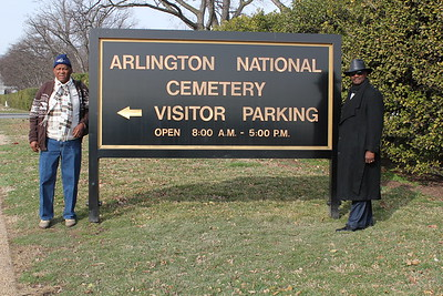 ARIZONA BUFFALO SOLDIERS, MESA, AZ. Arlington National Cemetery, Washington, D.C. (ZERO Prostate Cancer Summit Day 4) invited Cmdr Marable and Deputy Cmdr Michelle London, Buffalo Soldiers of the Arizona Territory - LGR.  March 19, 2015
