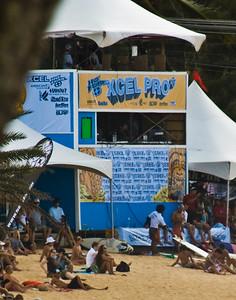 Sunset Beach, Xcel Pro Surf Contest, Oct. 27 - Nov. 10, 2006