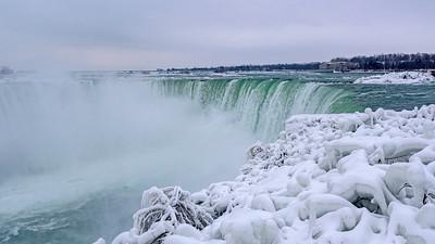 Niagara Falls Winter 2019