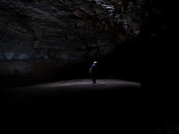 Cave-in-rock State Park and Arthur, IL