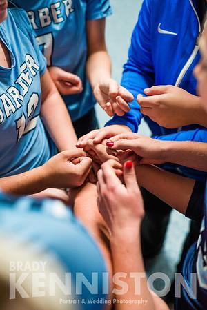 10-23-17 Garber Varsity Volleyball