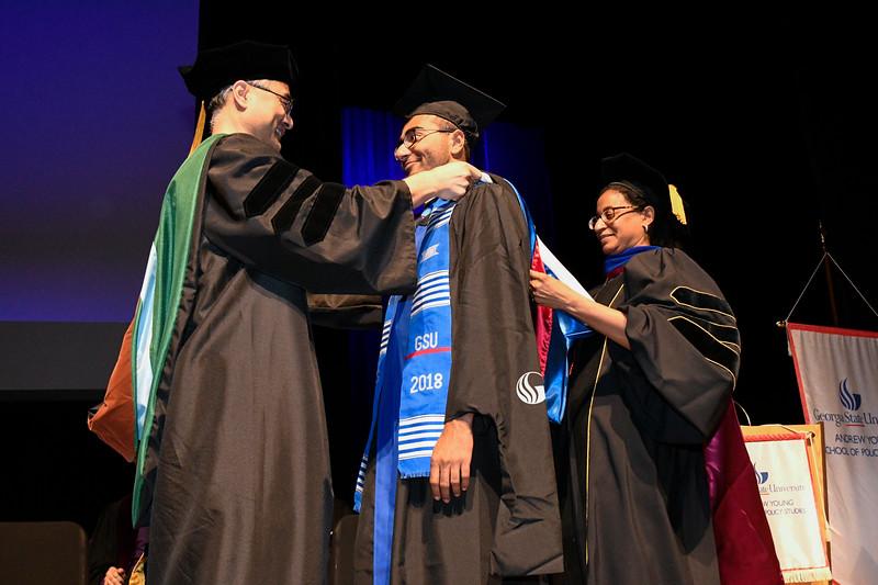 AYSPS Graduate Commencement