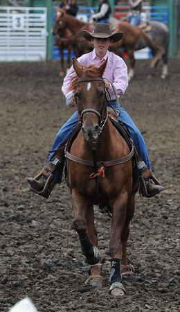 FORTUNA JUNIOR RODEO 2012