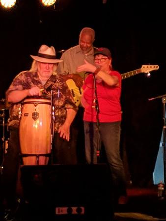 The Mick Martin Big Band at Harlow's