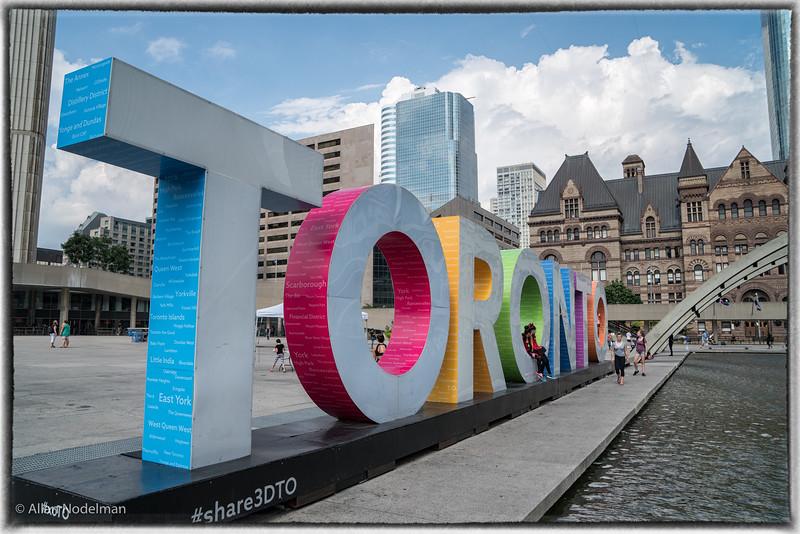 Toronto and Allan Gardens