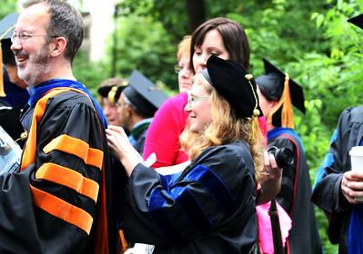 2012 Doctoral Degree Recipients