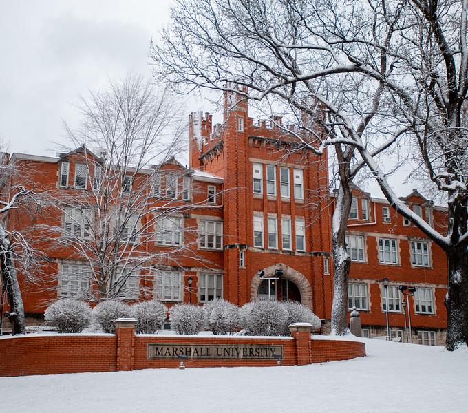 Campus Photos - Spring 2020 Semester