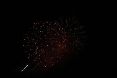 20120704 Huntington Woods Fireworks