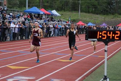 Boys 800m Run