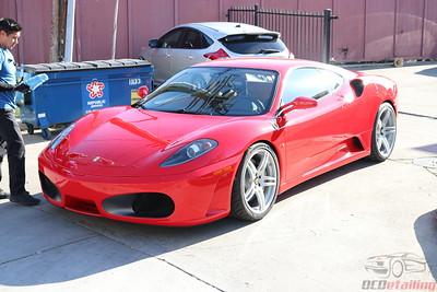 Ferrari - Red