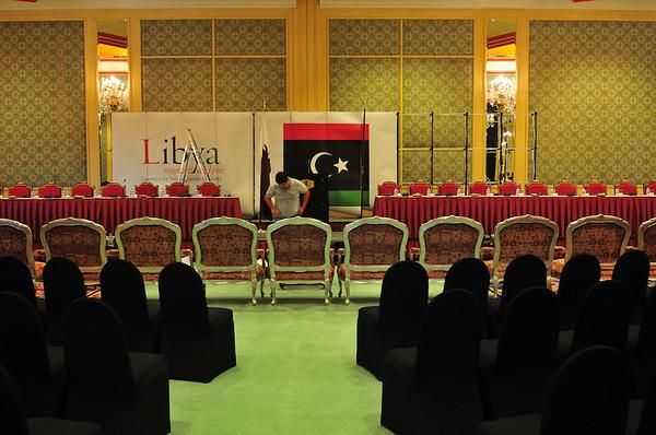 Libya Conference - Doha - 11th May 2011