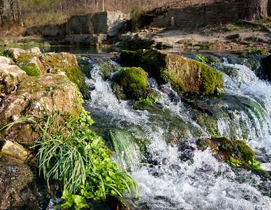 December 13 - Roaring River State Park