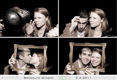 NYC 2011-06-03 Chrissy & TJ