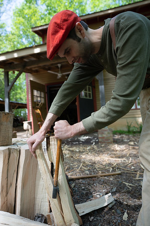 Mortise and Tenon 1-star