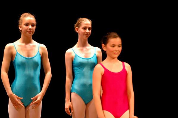 Grace C Ballet - 2008 & 2007