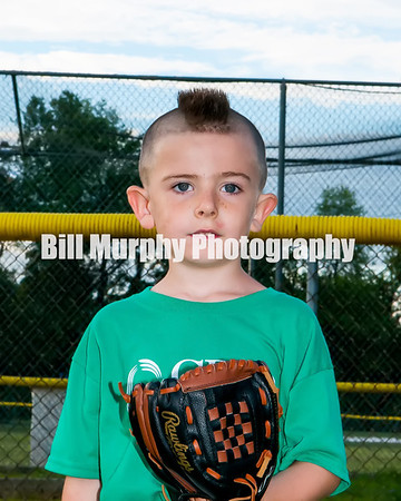 3-4 Boys T-Ball Green CFSB Team, Coaches Michael Birdsong & Michael Allen, May 29, 2014