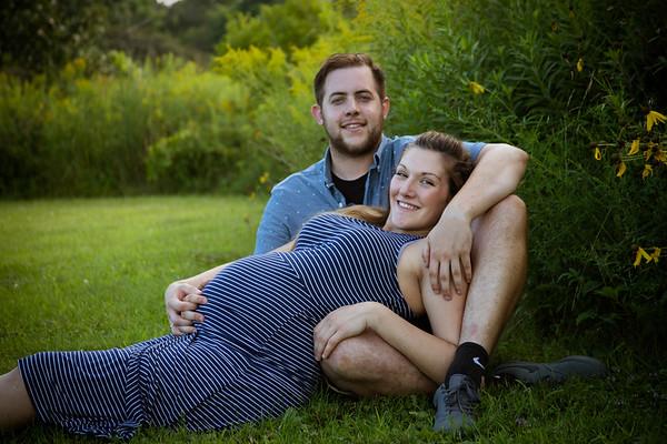 UW Arboretum Maternity Photos