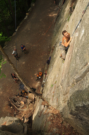 Gunks - Coronary, Matinee