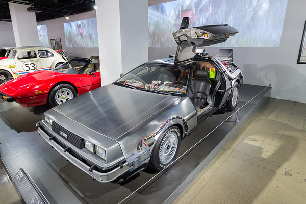 Petersen Automotive Museum July 2017
