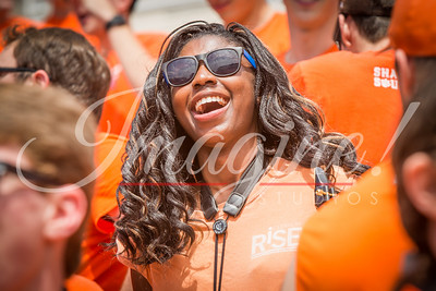 Orange-White Spring Game - Photos by Christopher Sloan