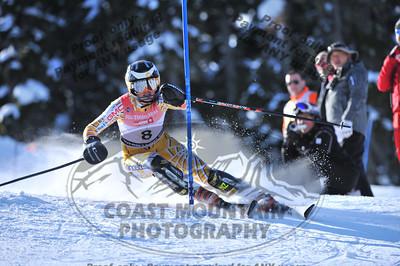 Whistler Cup 2012 - K2 Girls Slalom