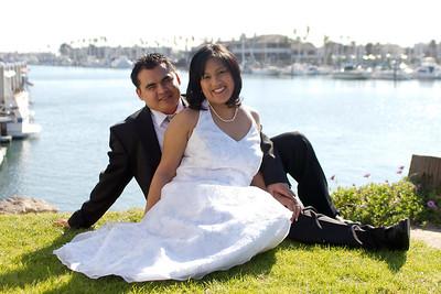Candee and Ricardo's Wedding (28 Jan 2006)